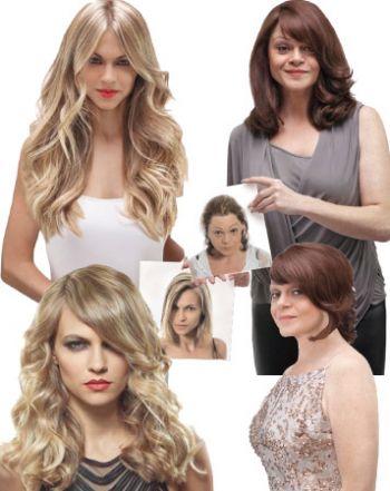 Extensions De Cheveux Olivia R Salon De Coiffure Marche En
