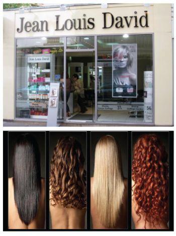 Le salon de coiffure / JEAN LOUIS DAVID : Salon de coiffure ...