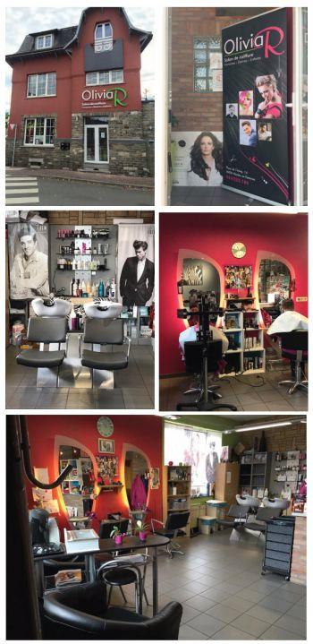 Le salon de coiffure olivia r salon de coiffure marche en famenne belgique - Salon de coiffure a bruxelles ...