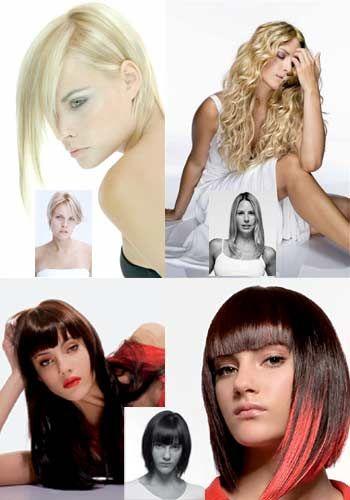 Les Extensions de cheveux / Coiffure Martine : Salon de Coiffure ...