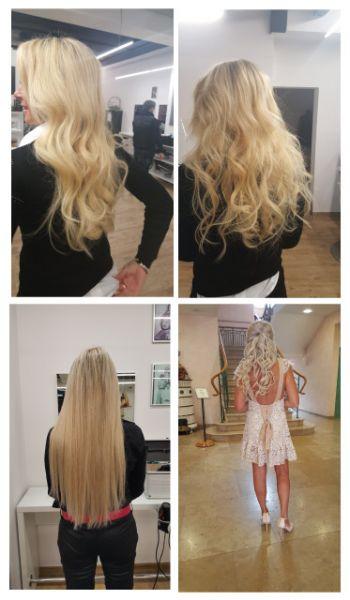 Extensions de cheveux / NAT LUX COIFFURE : Salon de coiffure ...