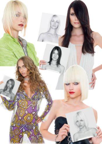 Les extensions de cheveux / Oxygene : Salon de Coiffure - Mantes ...