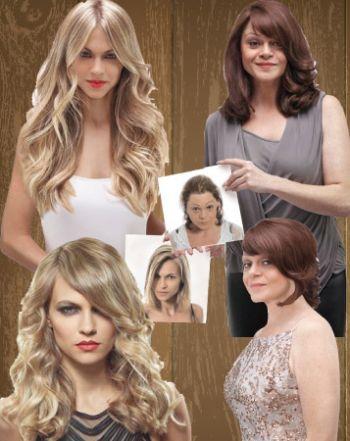 Extensions de cheveux / SALON L B : Salon de coiffure - Blere