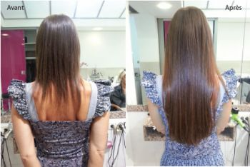 Les extensions de cheveux coiffure jean dany salon de for Tarif extension